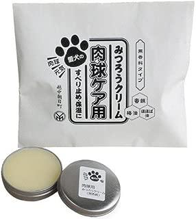 尾山製材株式会社 みつろうクリーム愛犬の肉球ケア用 無香料 10g