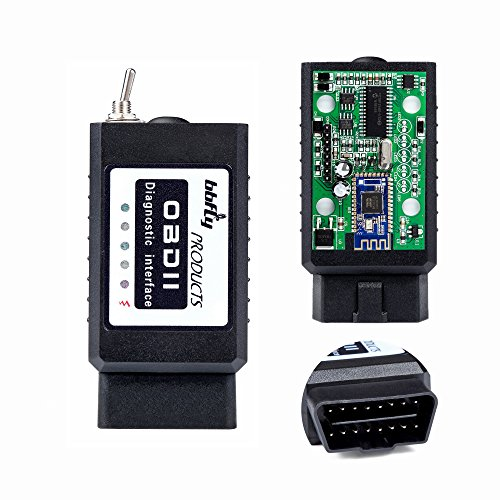 Price comparison product image bbfly-BB77102 Bluetooth Modified Android OBD Scan Tool bbflyFORScan FOCCCUS OBD2 HS-CAN / MS-CAN