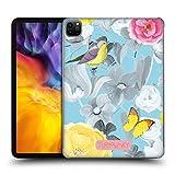 Head Case Designs Officiel Turnowsky Oiseaux Et Fleurs 1 Jardin D'éden Coque Dure pour l'arrière Compatible avec Apple iPad Pro 11 (2020)