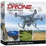 REAL FLIGHT DRONE ver. ドローン専用フライトシミュレータ USBコントローラー付属