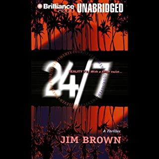 24/7                   By:                                                                                                                                 Jim Brown                               Narrated by:                                                                                                                                 Aaron Fryc                      Length: 10 hrs and 18 mins     14 ratings     Overall 4.1