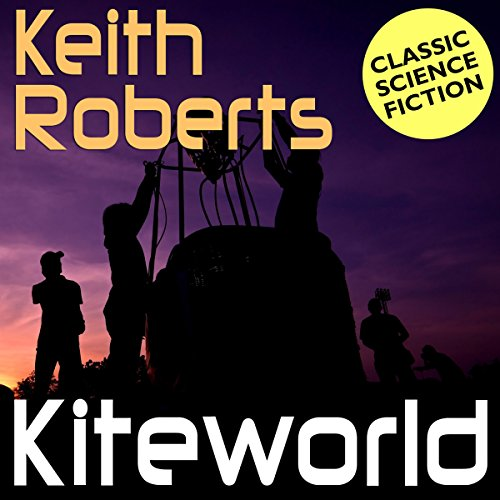 Kiteworld audiobook cover art