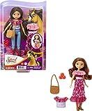 Spirit Lucky Muñeca articulada con ropa y accesorios de moda (Mattel GXF17)
