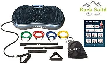 rock solid fitness whole body vibration machine