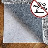 LILENO HOME Anti Rutsch Teppichunterlage aus Vlies (60x120 cm) - hochwertige Teppich Antirutschmatte...