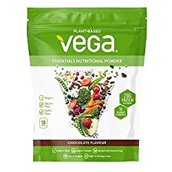 Made from pea protein, flaxseed, hemp and other real fruit and vegetable ingredients High in protein, Omega-3 and fibre. Low in Sugars High in minerals and 13 essential vitamins Enjoy in your breakfast smoothie or anytime during the day Clean* (*At V...