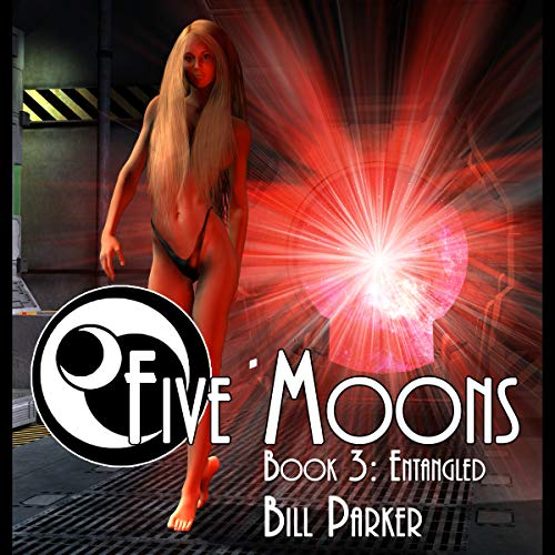 Five Moons: Entangled cover art