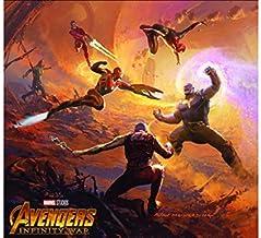 Marvel's Avengers: Infinity War - The Art Of The Movie (Marvel's Avengers: Infinity War - The Art of the Movie (2018), 1)