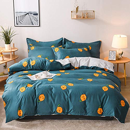 WOGQX Soft Duvet Cover Bed Sheet,Bed cover bedding king size bedding duvet cover bed cover-AA18_150 * 200