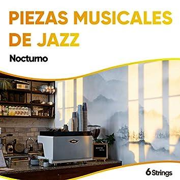 Piezas Musicales de Jazz Nocturno para Cafeterías