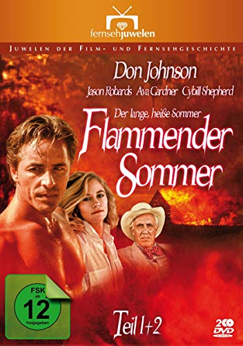 Flammender Sommer - Der lange, heiße Sommer (Fernsehjuwelen) [2 DVDs]