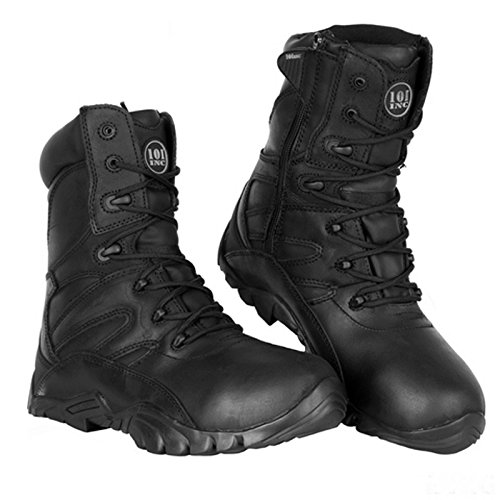 Inconnu Chaussures Montantes 101 INC Tactique - Cuir (44)