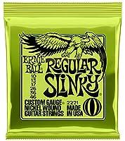 ERNIE BALL アーニーボール #2221 Regular Slinky (10-46)