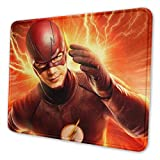 BFGTH Alfombrilla de ratón The Flash Mouse Pad Mouse Mat with Stitched Edge...