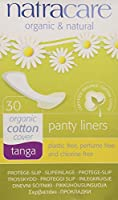 Natracare Organic And Natural Panty Liners Tanga - 30 x Packs of 16 (480 Liners) by Natracare
