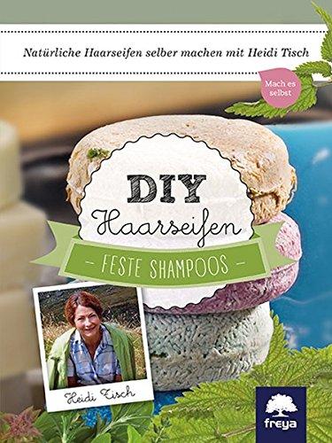 DIY Haarseifen: Feste Shampoos