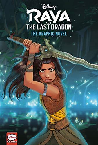 Disney Raya and the Last Dragon: The Graphic Novel (Disney Raya and the Last Dragon)