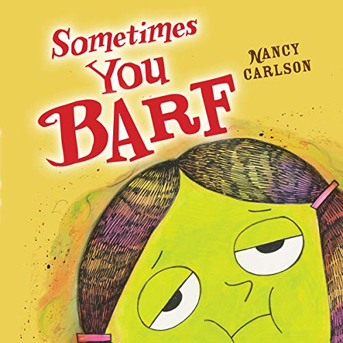 Sometimes You Barf audiobook cover art