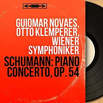 Schumann: Piano Concerto, Op. 54 (Mono Version)