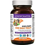 Smooth For Digestion: New Chapter Men's Multivitamin