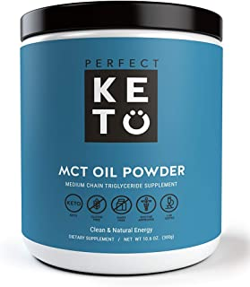 Best mct powder perfect keto Reviews