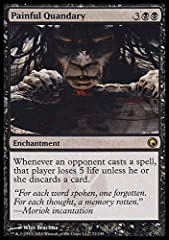 A single individual card from the Magic: the Gathering (MTG) trading and collectible card game (TCG/CCG). This is of Rare rarity. From the Scars of Mirrodin set.