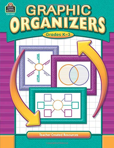 Compare Textbook Prices for Graphic Organizers, Grades K-3: Grades K-3  ISBN 0144670320782 by Teacher Created Resources Staff, .