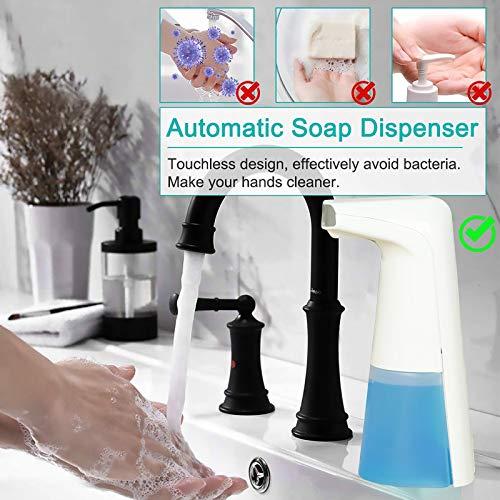 BIILII Dispensadores de loción y de jabón