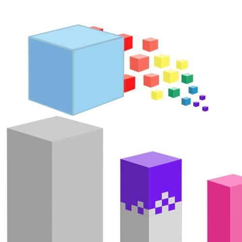 Rainbow Dash - Jump the Geometry