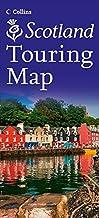 Escocia touring map. [Idioma Inglés]