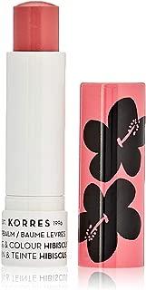 Korres Lip Balm Care & Colour Stick - Hibiscus, 4.8 g