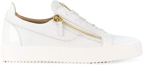 GIUSEPPE ZANOTTI DESIGN Luxury Fashion Mens RU70000003 White Sneakers | Season Permanent