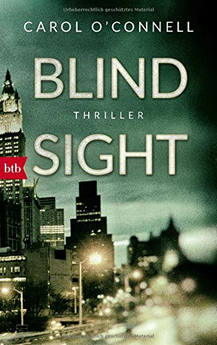 Blind Sight: Thriller
