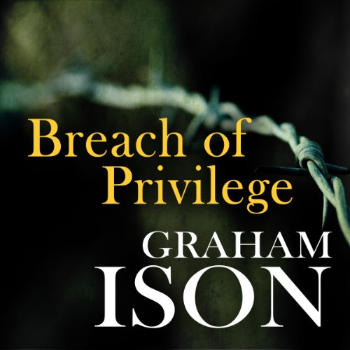 Breach of Privilege audiobook cover art