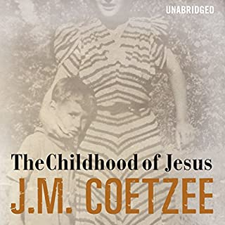 The Childhood of Jesus cover art