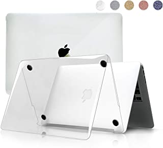 MacBook PCケース 最新 2018発売Air 13インチ専用MacBook Air 13インチ2018アップルケース軽量スタイリッシュMacbookケースポップアップ2018 MacBook Air 13 A1932ケースPCケース耐久性防汚ケースカバー13インチハードケース (2018 MacBook Air 13 インチ (A1932), クリア)