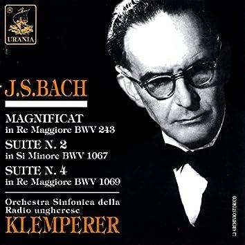 J.S. Bach: Magnificat, Suites Nos. 2 & 4