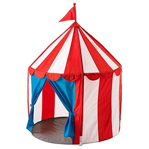 Ikea 724165100589 Cirkustalt Kinderspielzelt, mehrfarbig