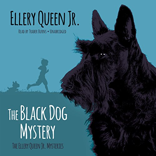 The Black Dog Mystery audiobook cover art
