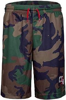 Nike Air Jordan Boys' Smash Up Mesh Camo Shorts