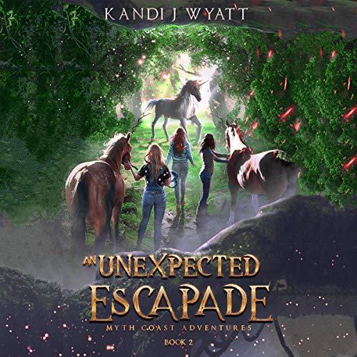 An Unexpected Escapade cover art