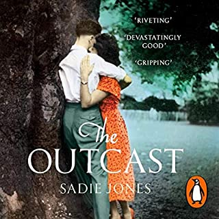 The Outcast                   By:                                                                                                                                 Sadie Jones                               Narrated by:                                                                                                                                 Dan Stevens                      Length: 5 hrs and 40 mins     53 ratings     Overall 4.3