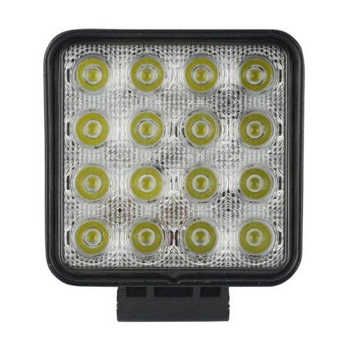 Preisvergleich Produktbild 48W LED Car Work Light Auto Arbeitsleuchte Offroad Zusatzscheinwerfer Scheinwerfer Arbeitsscheinwerfer 12-24V Für Jeep,  SUV,  4WD