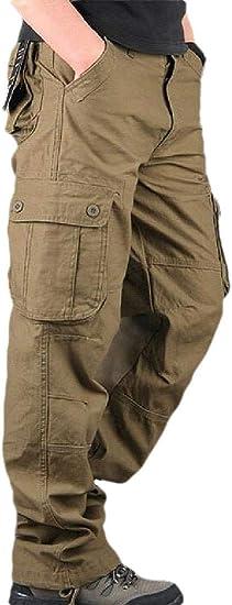 Pantalones Militares Para Hombre Tipo Militar Grandes Y Altos Amazon Com Mx Ropa Zapatos Y Accesorios