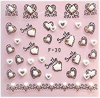 ネイルシール 【全16種】 (F-30)