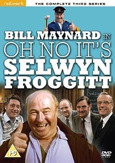 Oh No It's Selwyn Froggitt - The Complete Third Series