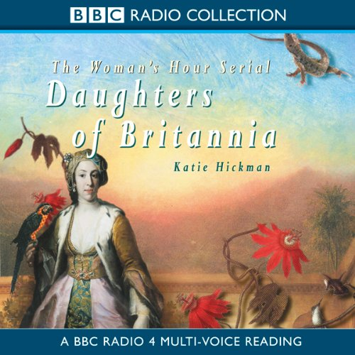 Daughters of Britannia audiobook cover art