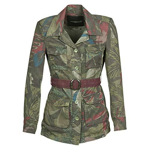 DESIGUAL CAWAII Jacks / Blazers femmes Kaki Jasjes / Blazers