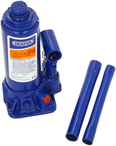 Draper 39055 - Gato hidráulico de botella (4 toneladas)