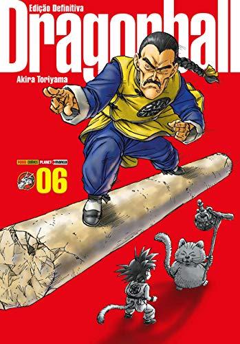 Dragon Ball - Volume 6: Edição Definitiva (Capa Dura)